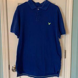 Men polo short sleeve shirt